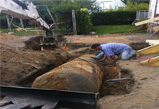 cuve enterree
