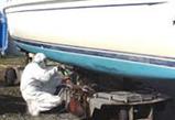 Degazage bateaux à moteur